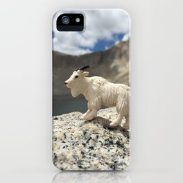 You Goat Me iPhone Case