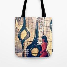 Abstract Experimentation V 2.0 Tote Bag