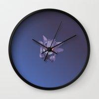 gengar Wall Clocks featuring Gengar by pokegirl93