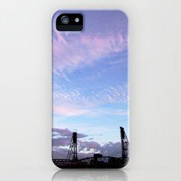 HAWTHORNE BRIDGE iPhone Case
