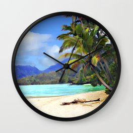 View from Waicocos Wall Clock