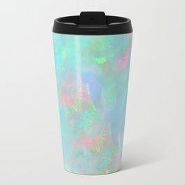 Rainbow Opal Travel Mug