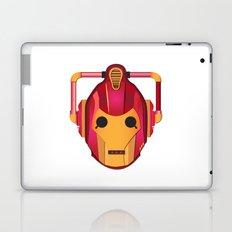 cyber iron man Laptop & iPad Skin