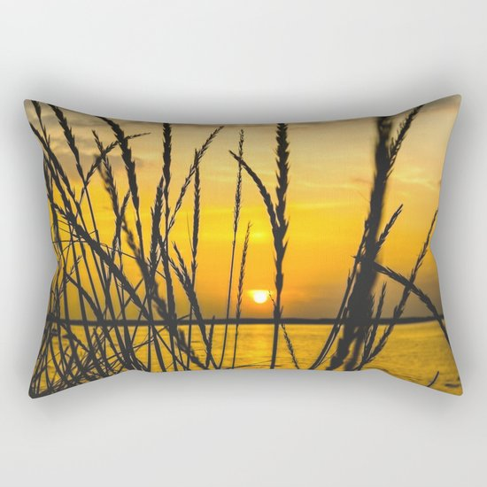 The Return to the Sea Rectangular Pillow