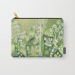 Green Living Carry-All Pouch