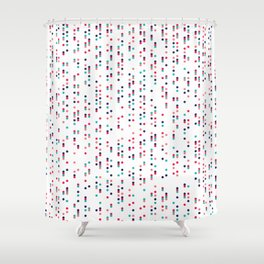 PrimesNumbers Shower Curtain