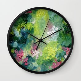 Searching for Serenity  Wall Clock