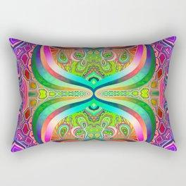 Direct Experience  Rectangular Pillow