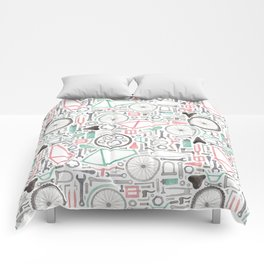 Cycling Bike Parts Comforters