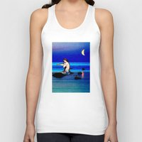 pisces Tank Tops featuring Pisces by Danielle Tanimura