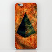 egyptian iPhone & iPod Skins featuring Egyptian wind by  Agostino Lo Coco