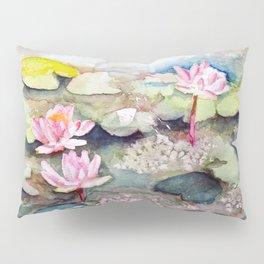 Lily Pad Pillow Sham