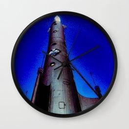 Fremont Rocket, Seattle Wall Clock