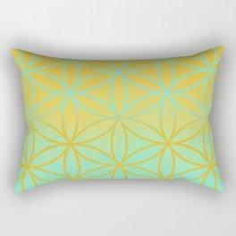 Meditation space Rectangular Pillow
