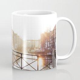 Amsterdam - Foggy Morning Coffee Mug