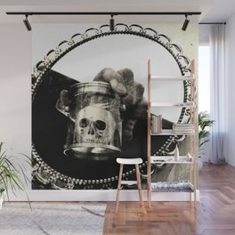 Confronting Death Wall Mural