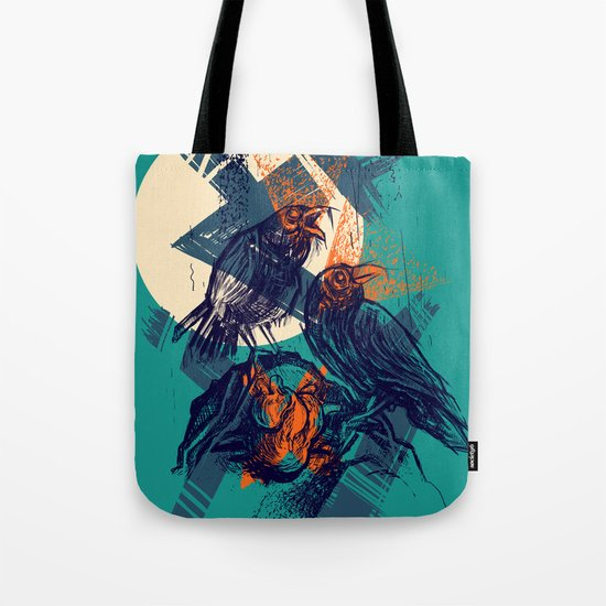 thieves Tote Bag