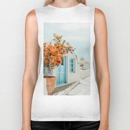 Greece Airbnb #photography #greece #travel Biker Tank