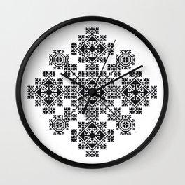 ZMIJANJE Kola Wall Clock