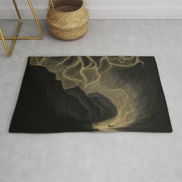 Arrival of the Gods Rug