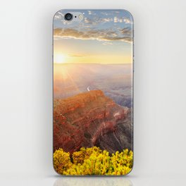 Sunset at Grand Canyon iPhone Skin