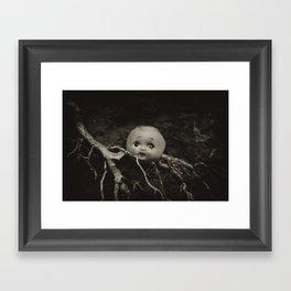 Lost Forever Framed Art Print