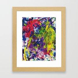 Lung Cancer Framed Art Print