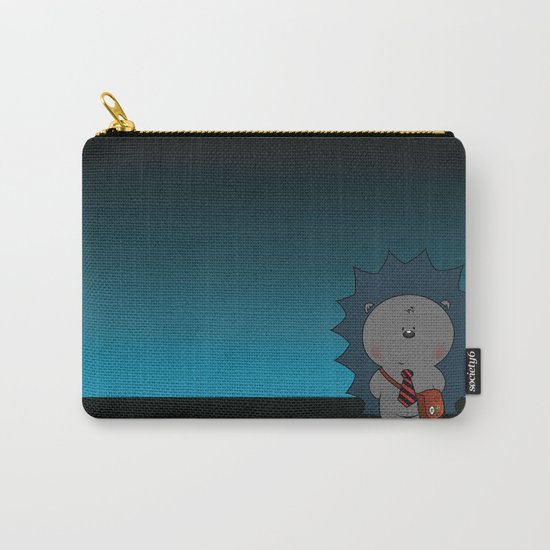 Nigel The Hedgehog Carry-All Pouch