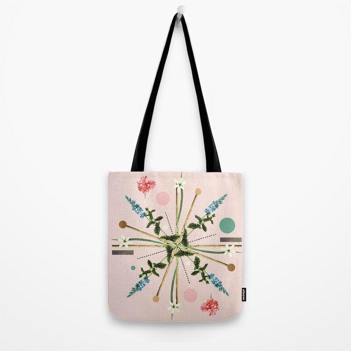 Flora Botanica No.1 Tote Bag