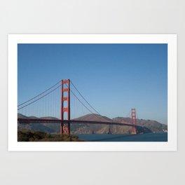 San Fran Art Print