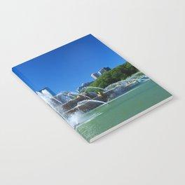 Buckingham fountain Notebook