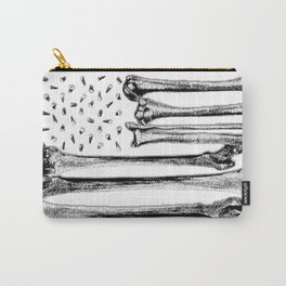"""Barbarica """"Teeth and Bones"""" Carry-All Pouch"""