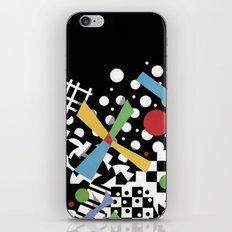 Ticker Tape Geometric iPhone & iPod Skin