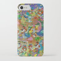 acid iPhone & iPod Cases featuring Acid by Advart