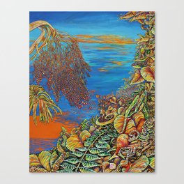 Transformation Canvas Print
