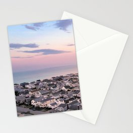 Easter Sunset Stationery Cards
