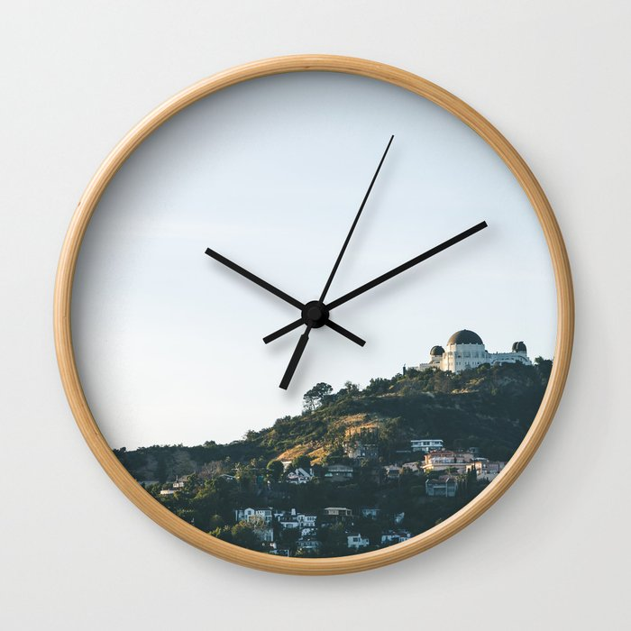 The Observatory Wall Clock