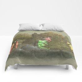 Wild Gummy Bears Comforters