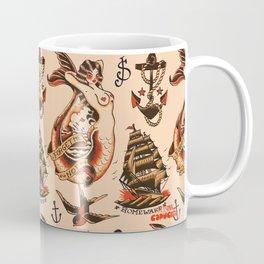 Pets Ink - JS Pattern Coffee Mug