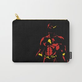 Red and Yellow: Flash the Fast Fellow Carry-All Pouch
