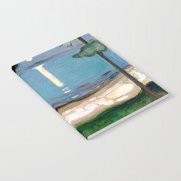 Edvard Munch - Moonlight Notebook