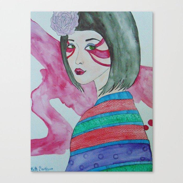Maybe Next Week Canvas Print