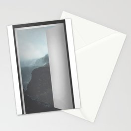 DOOR TO ? Stationery Cards