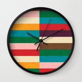 Kilim #homedecor Wall Clock