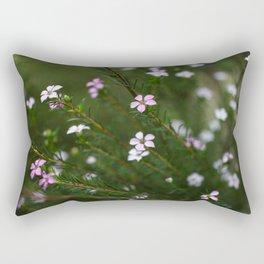 Little nature signs Rectangular Pillow