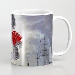 We Share This World Coffee Mug