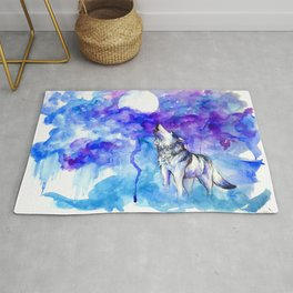 Wolf Song Rug