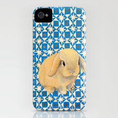 Charlie the Rabbit iPhone (4, 4s) Slim Case