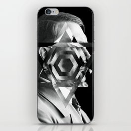 Hitler Being Punished for Obvious Reasons iPhone Skin