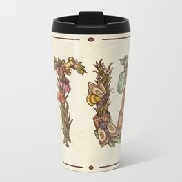 Nature Metal Travel Mug